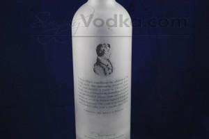 Chopin Vodka Bottle Text