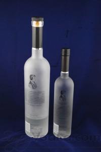 Chopin Vodka Bottles Back