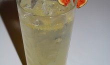 Muddled Fig Tom Collins