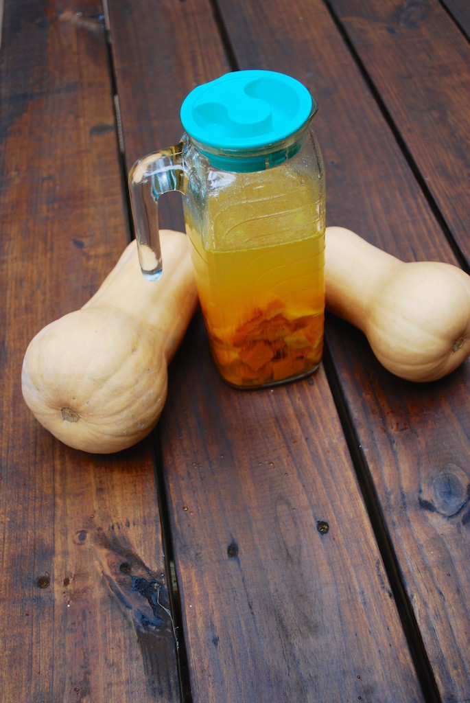 Make Your Own Butternut Squash Infused Vodka