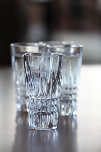 Waterford Crystal Shot Glasses Set