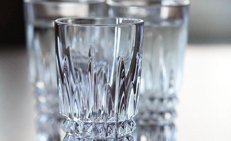 Waterford Crystal Shot Glasses Set