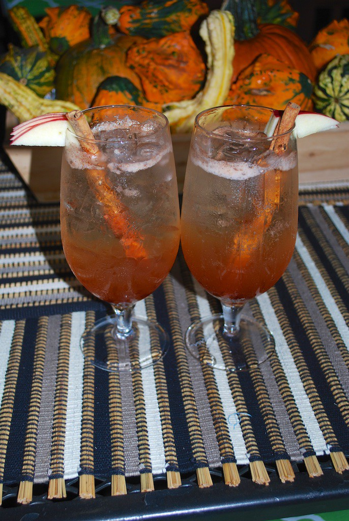 Apple Pie Cocktails - Great Vodka Drink for the Fall Season