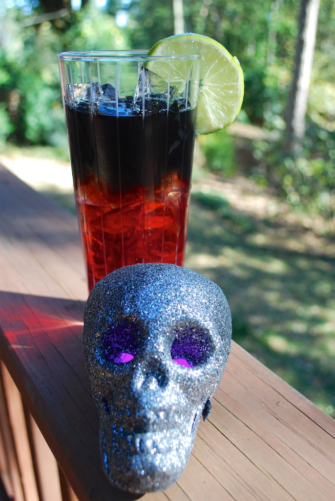 Cape Cod Halloween Cocktail