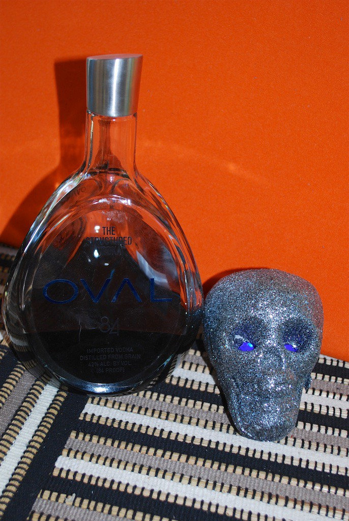 How To Make Black Vodka for Halloween Cocktails
