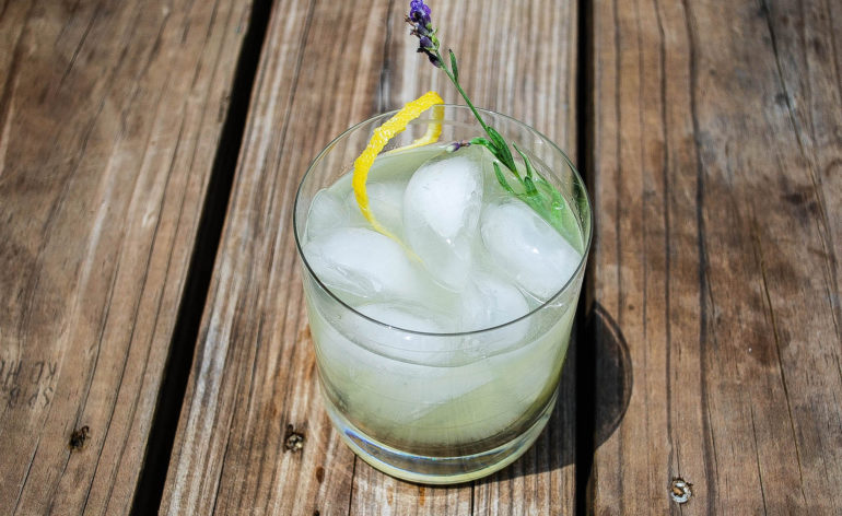 Spiked Lemonade with DIY Infused Vodka