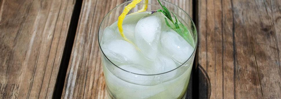 Spiked Lemonade with DIY Infused Vodka