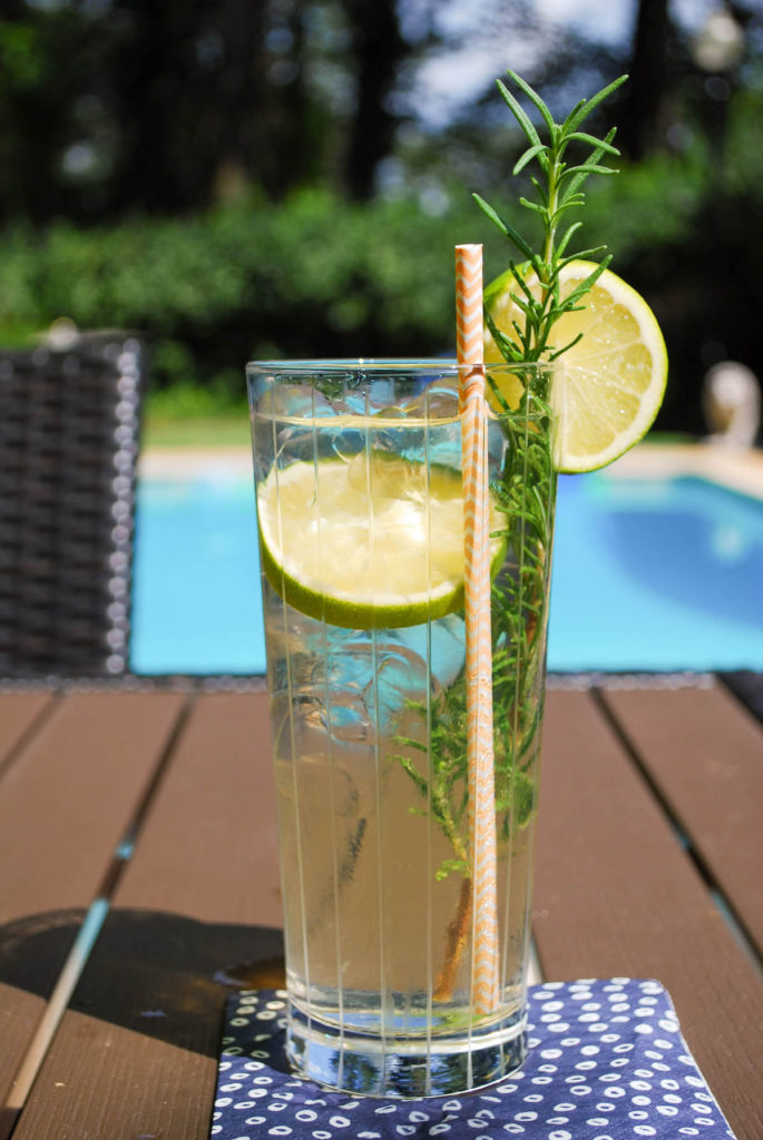 Summer Vodka Cocktail