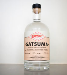 Redmont Satsuma Vodka Review